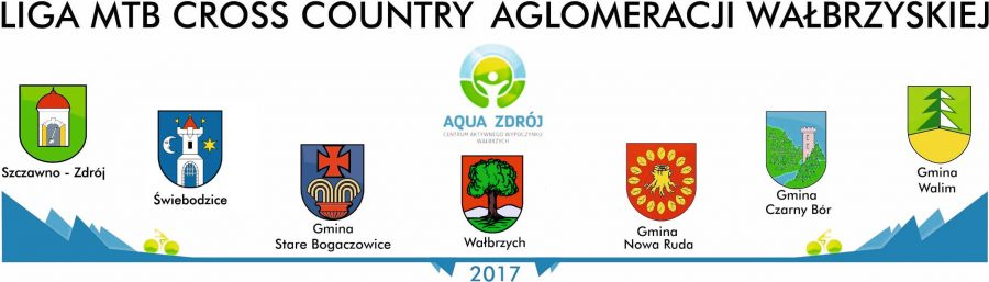 Regulamin Ligi MTB XC Aglomeracji Wałbrzyskiej 2017
